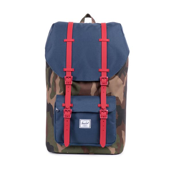 Little America Backpack Classic Cam/NV/R