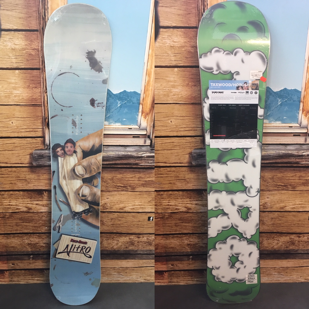 Pro One Off Taxw Hobush Board 152 T
