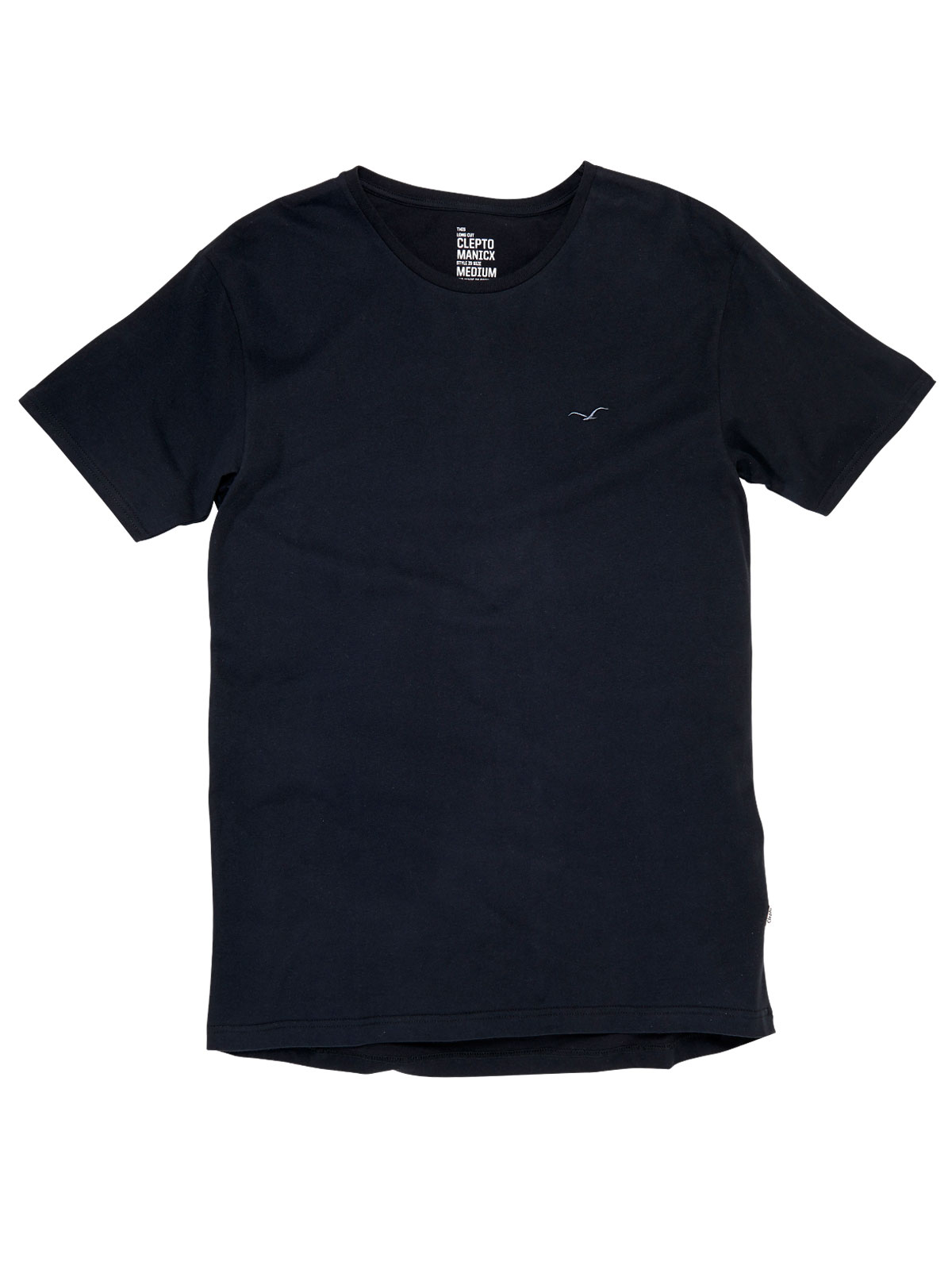 Ligull Long 2 Tee blk