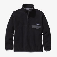Patagonia Synch Snap T P/O Sweat blk gry