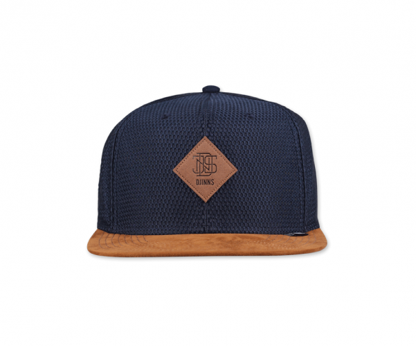 6 Panel Cap Honey nvy