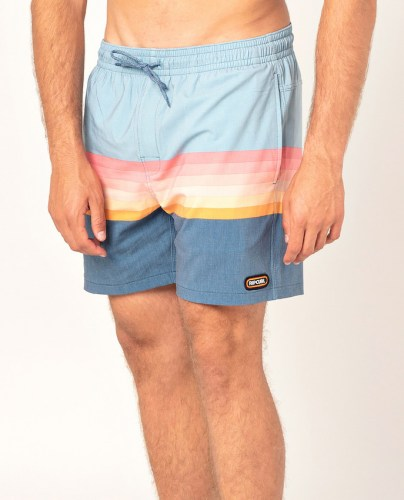 Rip curl Layered Volley Shorts light blue