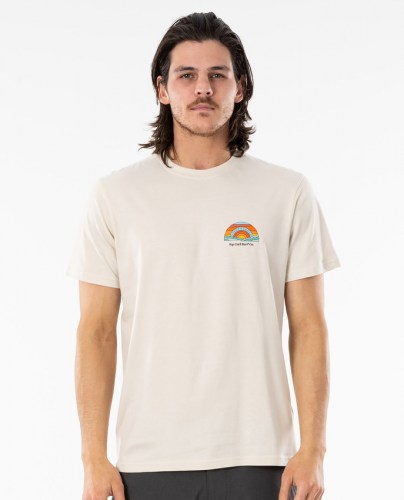 Rip Curl SWC Sundown Tee bone