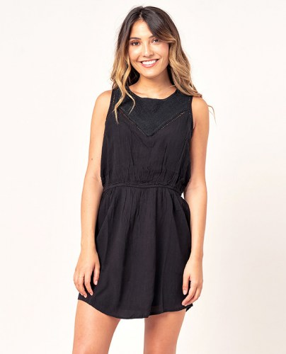 Rip Curl Sweet Paradise Kleid black