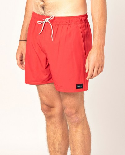 Rip Curl Daily Volley 16 Shorts formula one red