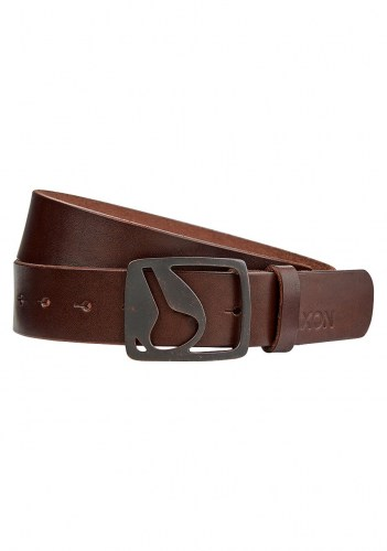 Icon Cut Out II Belt choco