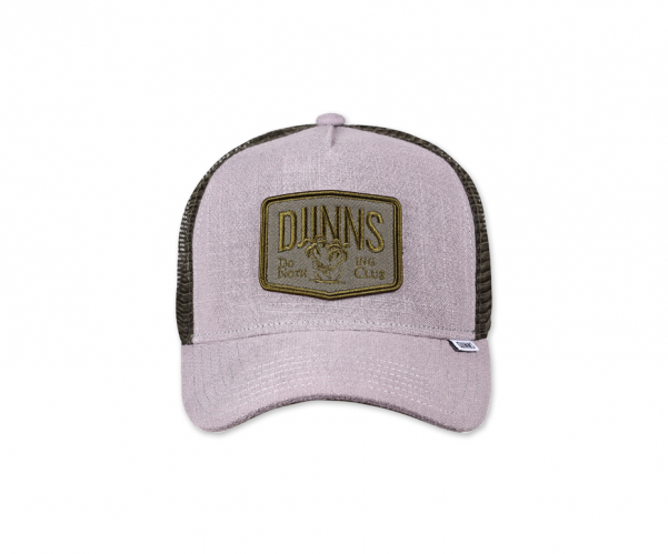 Djinns Hippy Trucker Cap canvas mudd