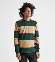 Roark Bering Sweat evergreen