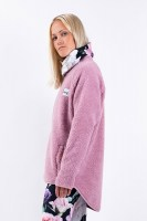 Eivy Redwood Sherpa Jacket dusty pink